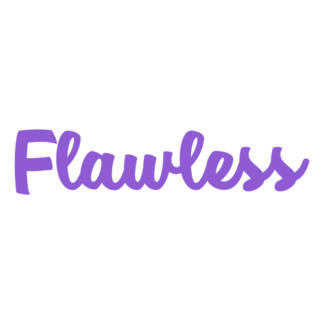 Flawless Decal (Lavender)
