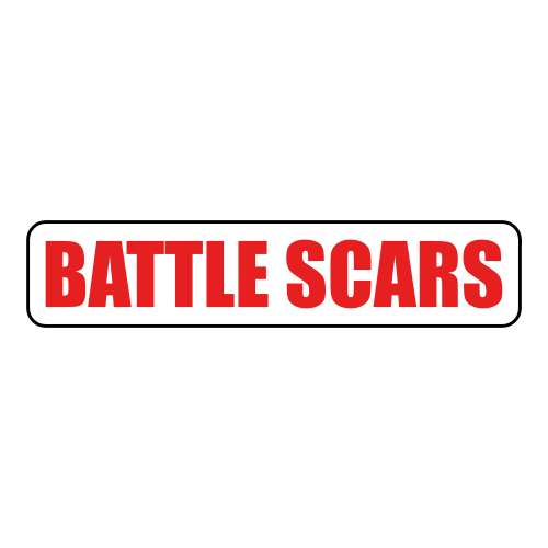 Battle-Scars-Sticker