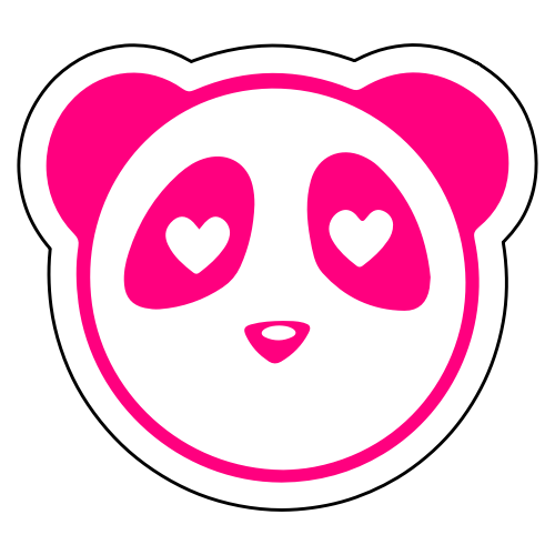 Heart-Eyes-Panda-Sticker